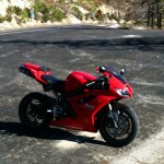 Angeles Crest Highway Triumph