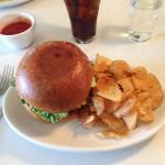 Delicious Burger @ Jax
